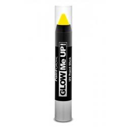 Glow lapiz 3g fluor amarillo