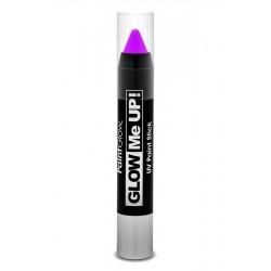 Glow lapiz 3g fluor lila