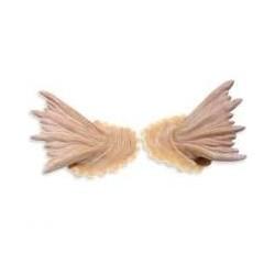 orejas de pez, latex