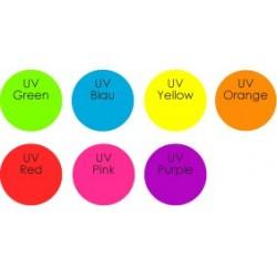 Kryolan Supracolor UV 30ml fluor verde