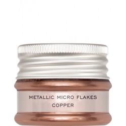 Kryolan Metallic Flakes Pigmento plateado metálico 25ml