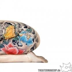 Senjo-Color Tattoo-Ink 75ml blanco tatuaje temporal