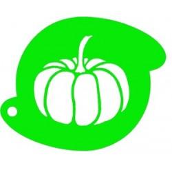 plantilla para pintacaras araña no. 3 Halloween