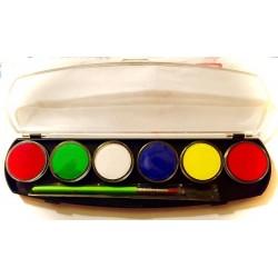 Big Adult Box paleta con 6x10g fluor Cameleon