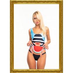 Lora Art Swimwear Collection 3 - Rose talla S