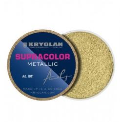 Kryolan Supracolor metálico 55ml dorado