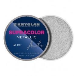 Kryolan Supracolor metálico 55ml plateado