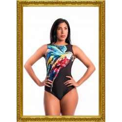 Lora Art Swimwear Collection 1 - modelo Octopus