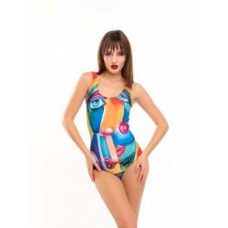 Lora Art Swimwear Collection 7 - Cubism 4