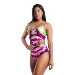 Lora Art Swimwear Collection 5 - Peacock