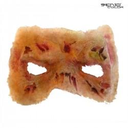Hocico de Cerdo, prótesis de latex