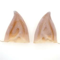 Puntas de orejas para elfos o duendes, latex