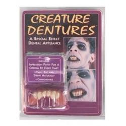 Dientes artificiales de Vampiro