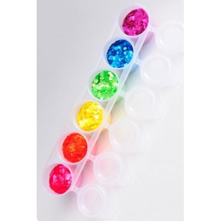 Superstar Sweet Glitter Escarcha mix de 130 ml