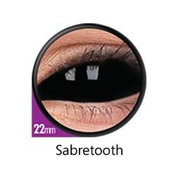 Kryolan lentillas de efecto para 12 meses - UV verde