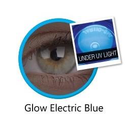 Lentillas UV 14mm Color Vue - Fluor Naranja