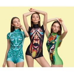 Lora Art Swimwear Collection 10 - modelo giraffe