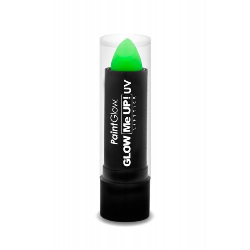 Pintalabios fluor verde
