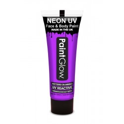 Maquillaje líquida fluor lila 10ml