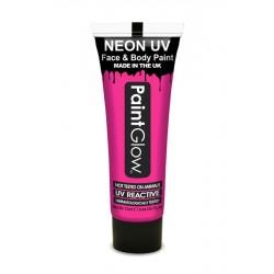 Maquillaje líquida fluor purpura 10ml