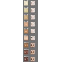 Temptu S/B Set de iluminadores, 8 piezas
