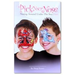 """Libro de pintacaras """"Pick..."""