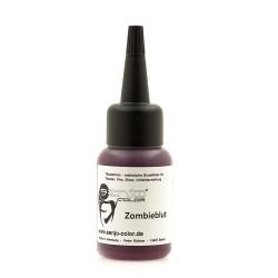 Gel de sangre artificial verde - sangre de brujas o zombies 50ml