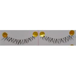 Pestañas artificiales para debajo del ojo modelo 2