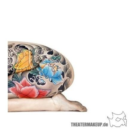 Senjo-Color Tattoo-Ink 15ml negro
