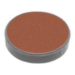Grimas Maquillaje cremoso metálico 15ml plata (701)