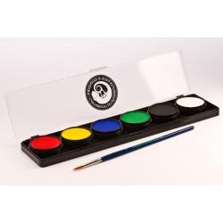 Paleta de 6 colores puros Cameleon 6x10g